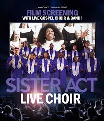 Sister Act Live Choir UK Tour 2017/2018
