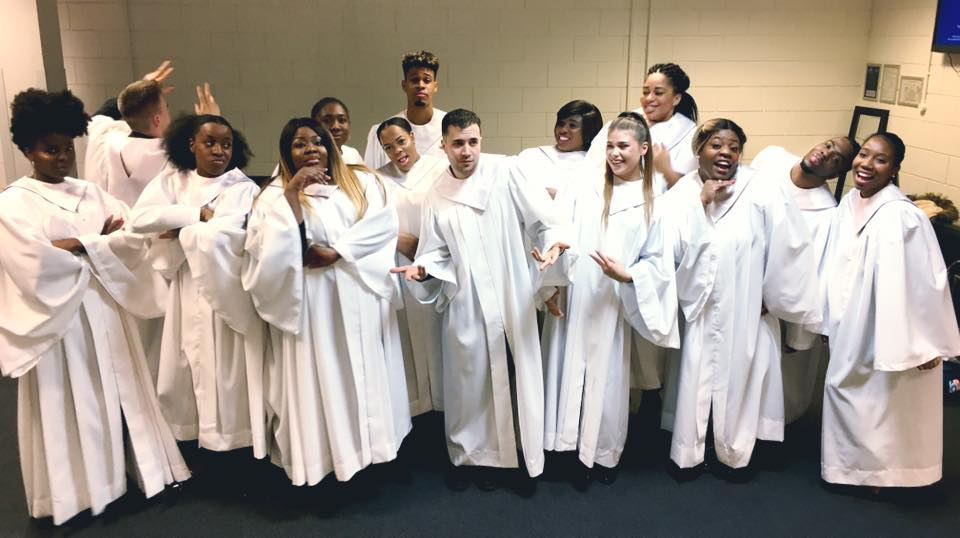 Berkshire  Gospel Choir