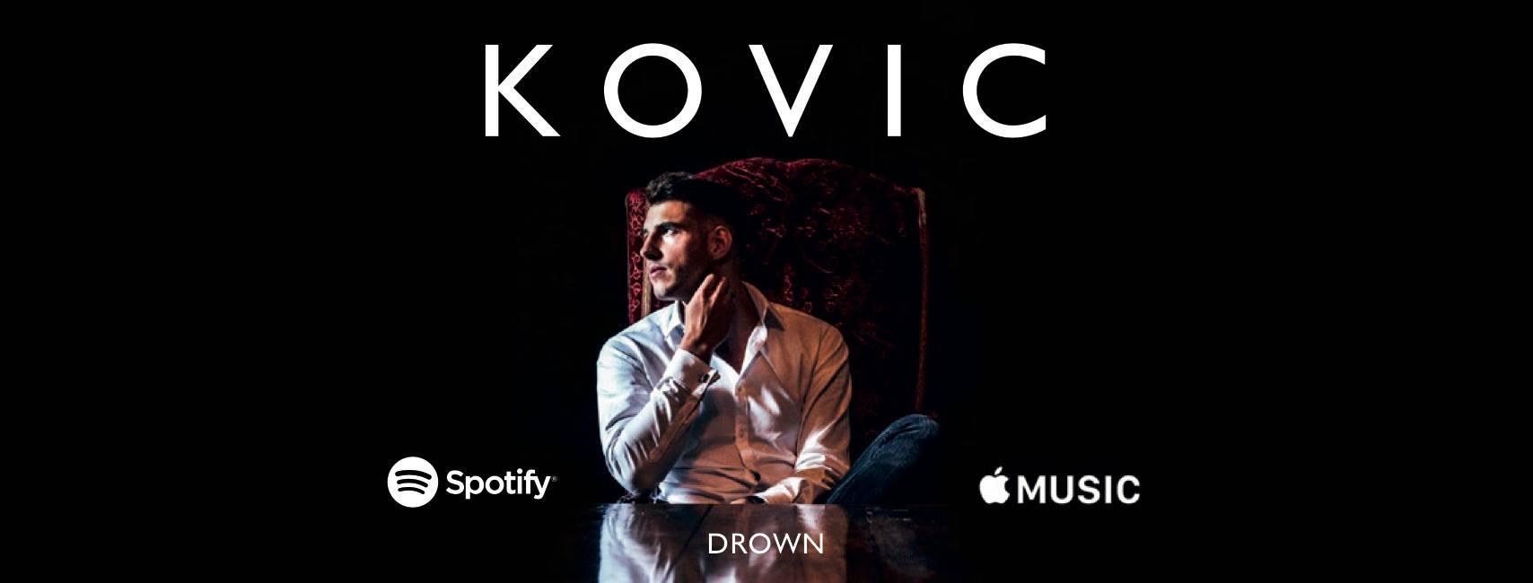 Kovic's music video
